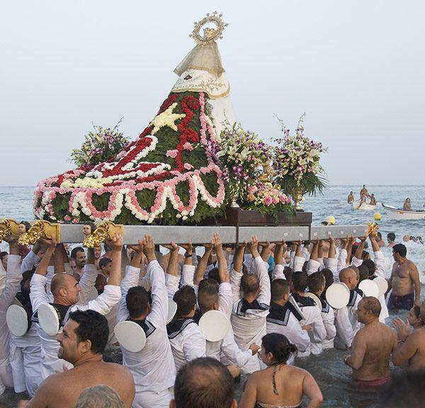 Virgin del Carmen